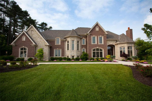 Estate of the Day 18 Million New Custom Home in