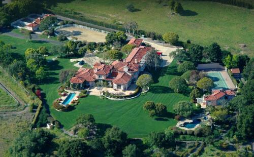 $18.2 Million Enchanting Mansion in California 2