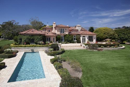 $18.2 Million Enchanting Mansion in California 4