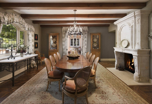 $18.2 Million Enchanting Mansion in California 5