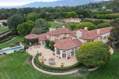 $18.2 Million Enchanting Mansion in California