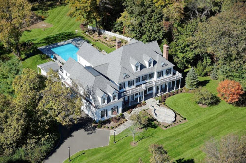 $2.4 Million Georgian Colonial in Connecticut