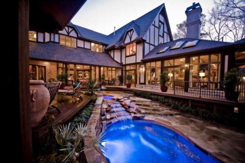 $2.9 Million European Style Private Estate in Georgia 2