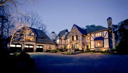 $2.9 Million European Style Private Estate in Georgia