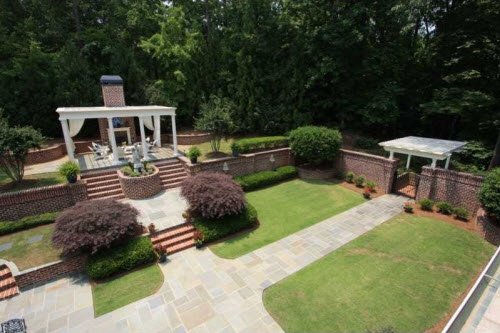 $2.9 Million Traditional Brick Estate in Georgia 12