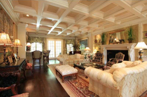 $2.9 Million Traditional Brick Estate in Georgia 4