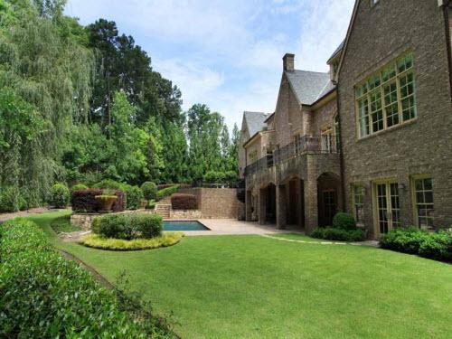 $3 Million Majestic Mansion in Atlanta Georgia 13