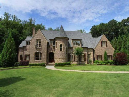 $3 Million Majestic Mansion in Atlanta Georgia