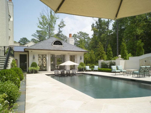 $3.7 Million Classic Gated Mansion in Atlanta Georgia 11