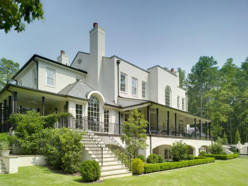 $3.7 Million Classic Gated Mansion in Atlanta Georgia 15