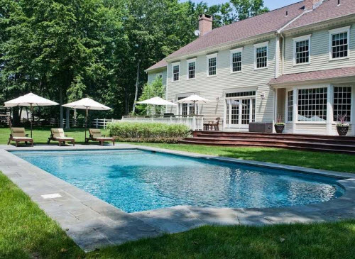 $3.7 Million Private Country Estate in Greenwich Connecticut 12
