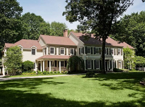 $3.7 Million Private Country Estate in Greenwich Connecticut 13