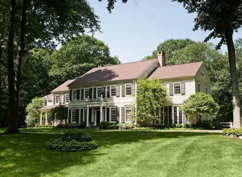 $3.7 Million Private Country Estate in Greenwich Connecticut