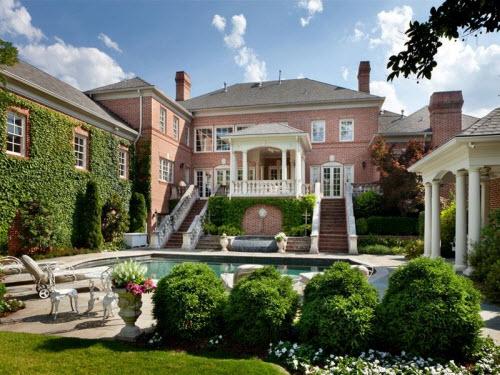 $3.9 Million Classic Mansion in Atlanta Georgia 10