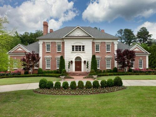 $3.9 Million Classic Mansion in Atlanta Georgia 2
