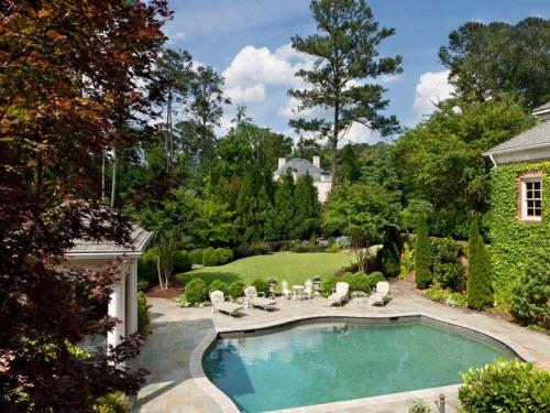 $3.9 Million Classic Mansion in Atlanta Georgia 9