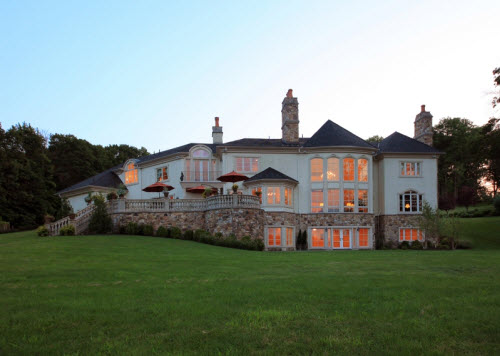 $4.5 Million Stone Manor Mansion in New Jersey 3