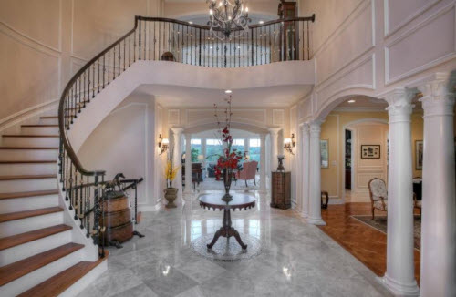 $4.5 Million Stone Manor Mansion in New Jersey 5