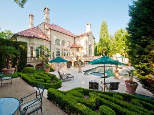 $4.9 Million Mediterranean Mansion in Atlanta Georgia 10