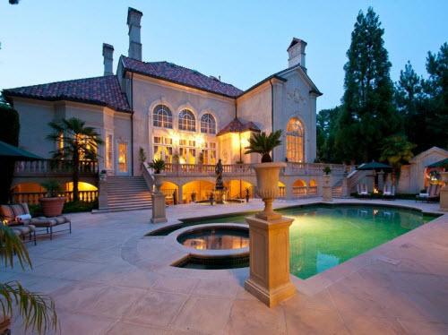 $4.9 Million Mediterranean Mansion in Atlanta Georgia 11