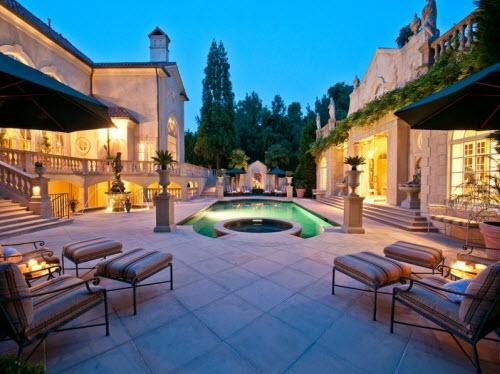 $4.9 Million Mediterranean Mansion in Atlanta Georgia 12