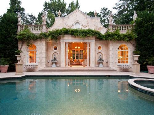 $4.9 Million Mediterranean Mansion in Atlanta Georgia 14