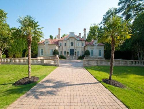 $4.9 Million Mediterranean Mansion in Atlanta Georgia 2