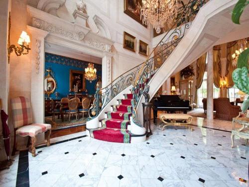 $4.9 Million Mediterranean Mansion in Atlanta Georgia 3