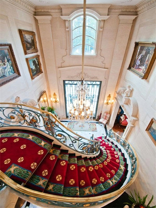 $4.9 Million Mediterranean Mansion in Atlanta Georgia 4
