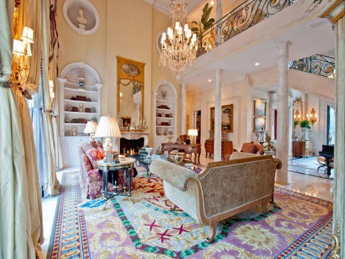 $4.9 Million Mediterranean Mansion in Atlanta Georgia 5