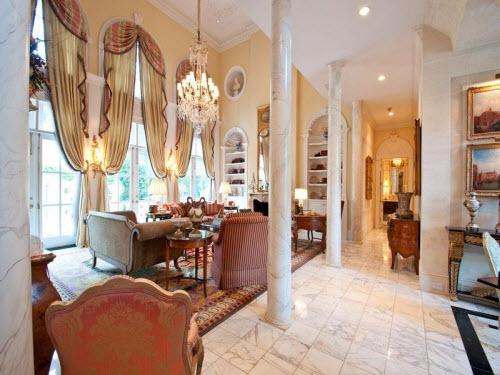 $4.9 Million Mediterranean Mansion in Atlanta Georgia 6