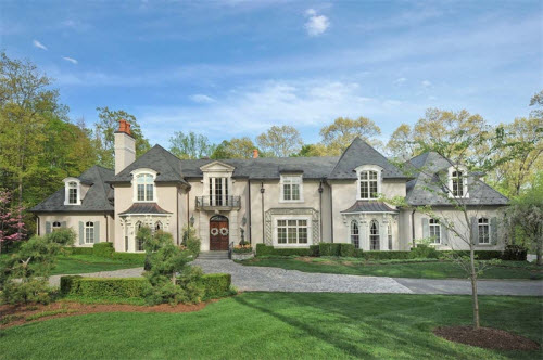 $5.5 Million Elegant Country Mansion in New Jersey 9