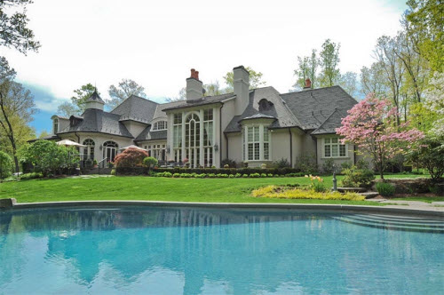 $5.5 Million Elegant Country Mansion in New Jersey