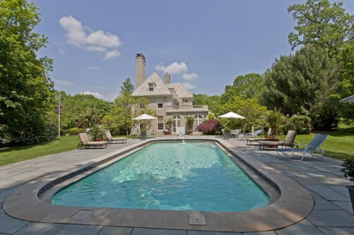 $5.8 Million French Chateau Mansion in New Jersey 2