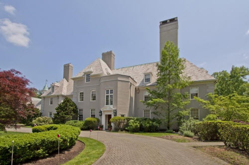 $5.8 Million French Chateau Mansion in New Jersey 3