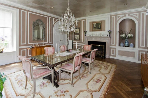 $5.8 Million French Chateau Mansion in New Jersey 4