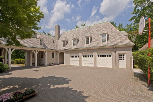 $5.8 Million French Chateau Mansion in New Jersey 8