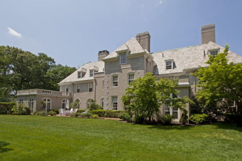 $5.8 Million French Chateau Mansion in New Jersey