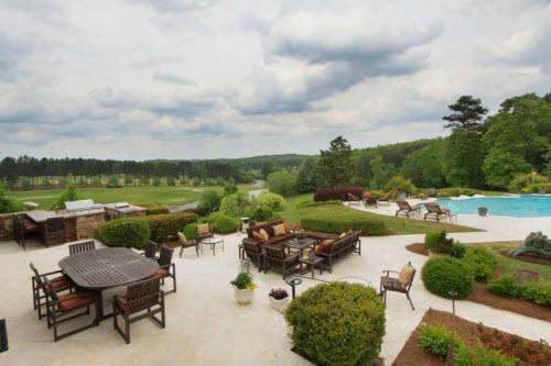 $9.7 Million Magnificent Luxury Home in Georgia 16