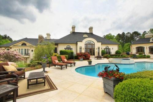 $9.7 Million Magnificent Luxury Home in Georgia