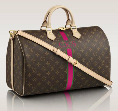 Add Your Monogram To A Louis Vuitton Bag 2 193046048d9ff
