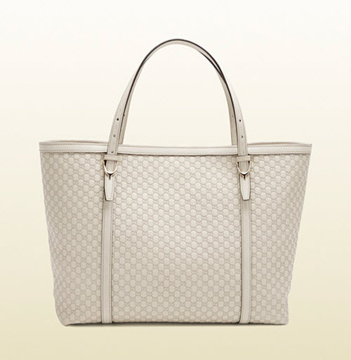 Gucci Nice Microguccissima Glossy Patent Leather Tote 6