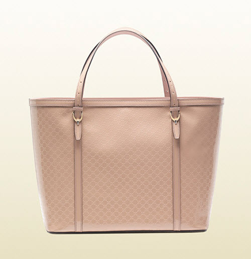 Gucci Nice Microguccissima Glossy Patent Leather Tote 7
