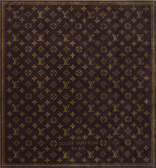 Louis Vuitton Giant Monogram Beach Towel