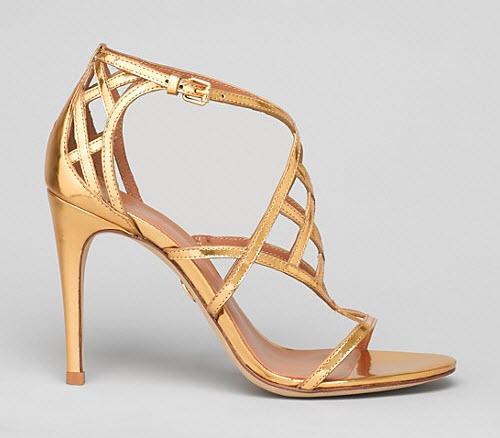 Tory Burch Amalie High Heel Evening Sandals 2