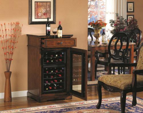 Tresanti Madison Wine Cabinet and Cooler 2