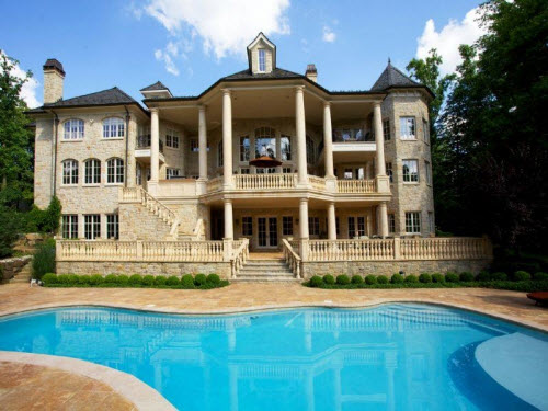 $14.5 Million French Chateau in Alpine New Jersey 12