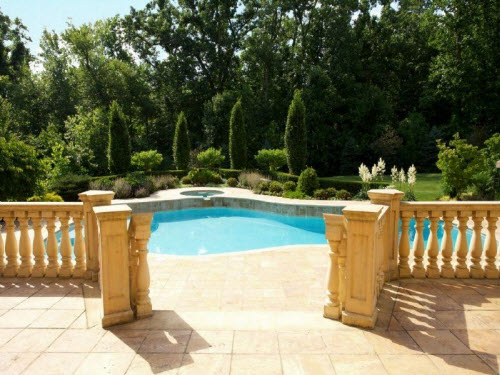 $14.5 Million French Chateau in Alpine New Jersey 17