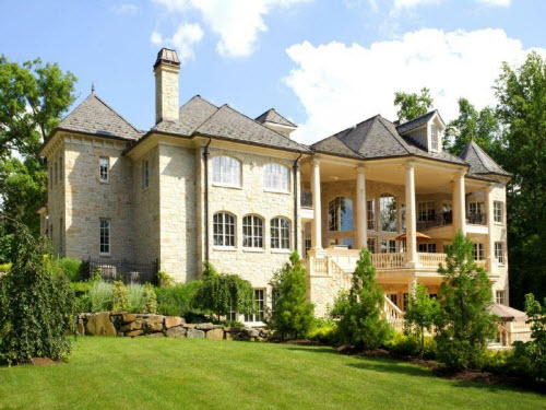 $14.5 Million French Chateau in Alpine New Jersey 18