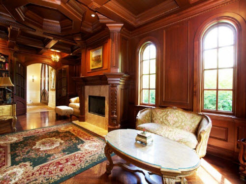$14.5 Million French Chateau in Alpine New Jersey 7
